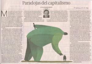 Paradojas del Capitalismo, Gonzalo Portocarrero